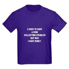 Money Coin Collecting Problem T-Shirt