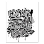 DIRTY SOUTH Small Poster
