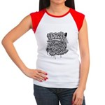 DIRTY SOUTH Women's Cap Sleeve T-Shirt