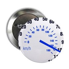 "Racing - Speeding - MPH 2.25"" Button (10 pack)"