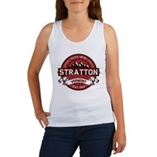 Stratton Red Women's Tank Top