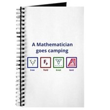 A Mathematician Goes Camping Journal