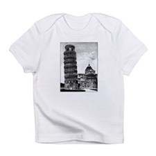 Leaning Tower of Pisa Infant T-Shirt