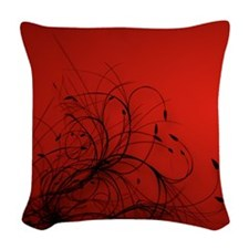 Belle Rouge - Home Collection Woven Throw Pillow