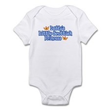 Daddy's Little Scottish Princess Infant Bodysuit
