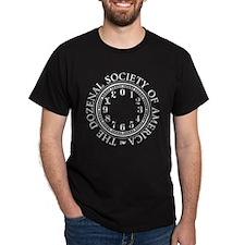 DSA Logo White T-Shirt