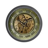 Clock Works Wall Clock