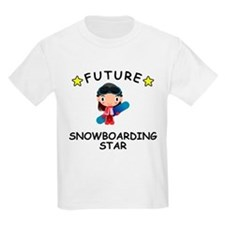 Future Snowboarding Star T-Shirt