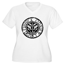 Finnick District 4 Plus Size T-Shirt