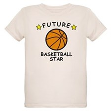 Future Basketball Star T-Shirt