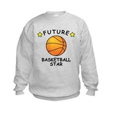 Future Basketball Star Sweatshirt