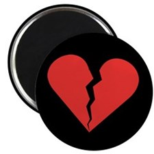 Broken Heart Magnet