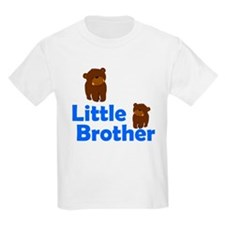 Little Brother Brown Bear T-Shirt