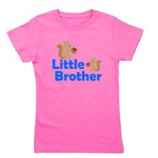 Little Brother Squirrel Girl's Tee