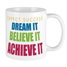 Expect Success Mug