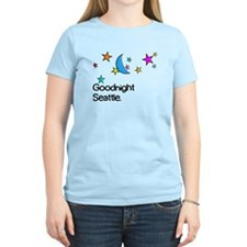 Goodnight Seattle 1 T-Shirt