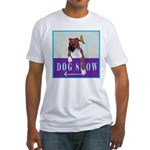 Boxer Puppy Fitted T-Shirt