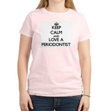 Keep Calm and Love a Periodontist T-Shirt