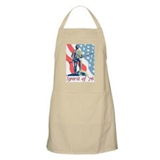 Minute Man Apron