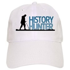 History Hunter Baseball Cap