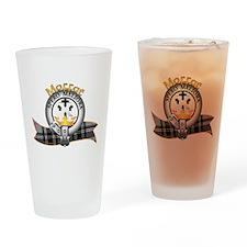 Moffat Clan Drinking Glass