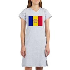 Andorra Women's Nightshirt