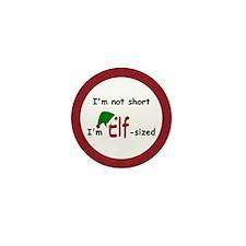 Elf - Sized Mini Button