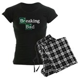 Breakingbadtv Women's Pajamas Dark