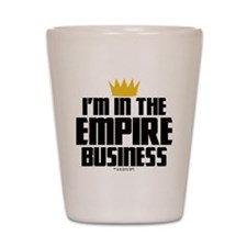 Empire Business Shot Glass