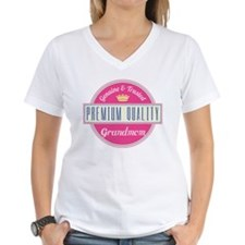 Premium Quality Grandmom Shirt