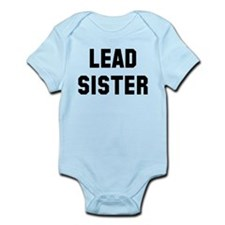 Lead Sister Infant Bodysuit