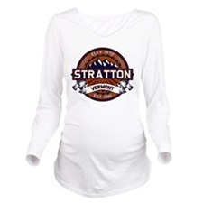 Stratton Vibrant Long Sleeve Maternity T-Shirt