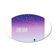 Dream Dandelion Wall Sticker