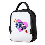 EMS Care Heart Neoprene Lunch Bag