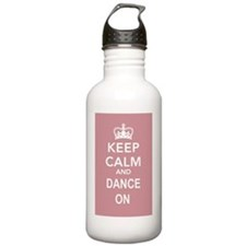 Dance On Sports Water Bottle