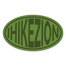 I Hike Zion - Green