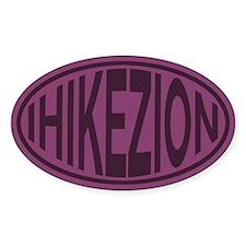 I Hike Zion - Purple
