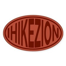 I Hike Zion - Red