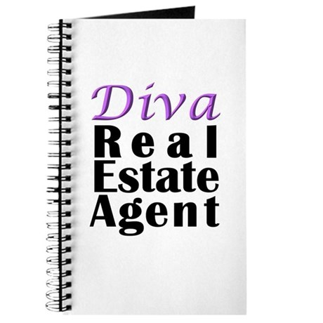 Diva Real estate Agent Journal