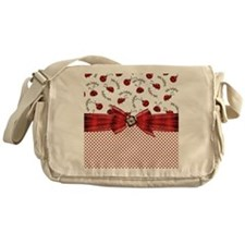 Little Ladybugs Messenger Bag