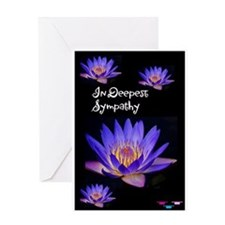 SYMPATHY_CARD_0005 Greeting Card
