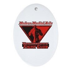 Englishtown Oval Ornament