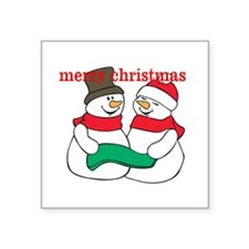merry christmas, selectabel text Sticker