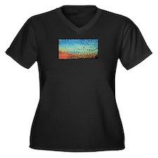 faces up Plus Size T-Shirt