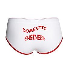 Domestic Engineer Women's Boy Brief