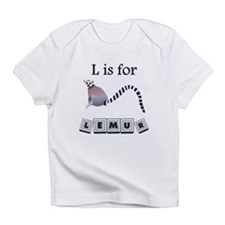 L Is For Lemur Infant T-Shirt