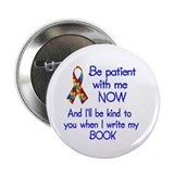 Autism Patience Button