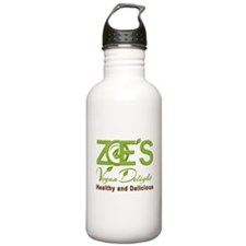 Zoes Vegan Delight 1 Water Bottle