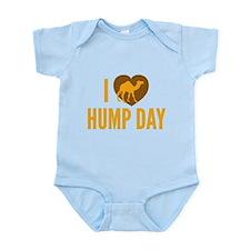 I Love Hump Day Infant Bodysuit