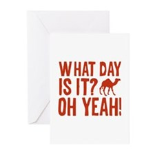What Day Is It? Oh Yeah! Greeting Cards (Pk of 20)